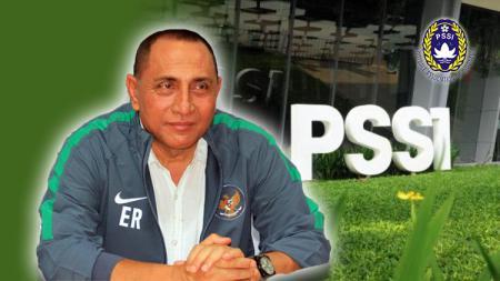 Edy Rahmayadi Mengundurkan diri jadi Ketua PSSI. - INDOSPORT