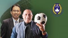 Indosport - Joko Driyono dan Edy Rahmayadi