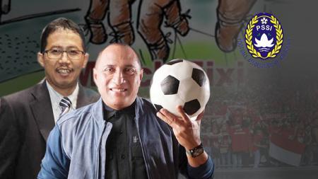 PR yang Ditinggalkan Edy Rahmayadi untuk Joko Driyono sebagai Ketua Umum PSSI. - INDOSPORT