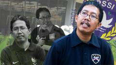 Indosport - Lika-liku Perjalanan Joko Driyono menjadi Ketum PSSI