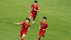 Indosport - Para pemain Vietnam.