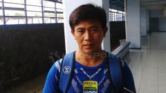 Indosport - Pelatih fisik Persib, Yaya Sunarya, beberkan kondisi timnya jelang pertandingan Shopee Liga 1 Indonesia 2019 lawan Bhayangkara FC.
