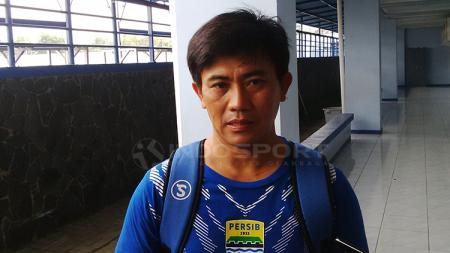 Pelatih fisik Persib, Yaya Sunarya, membeberkan kondisi fisik pemainnya selama Liga 1 2020 diliburkan. - INDOSPORT