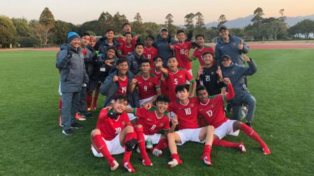 Timnas U-16 Juara di Turnamen Jenesys Jepang 2018 - INDOSPORT