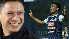 Indosport - Iwan Budianto dan Dedik Setiawan.