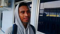 Indosport - Pemain Persib U-19, Syafril Lestaluhu.