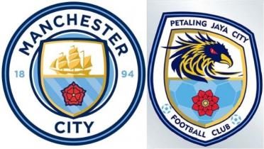 Terlihat Mirip, Klub Malaysia Tiru Logo Manchester City?