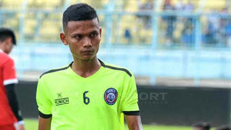 Ikhfanul Alam, mantan pemain Arema FC. - INDOSPORT