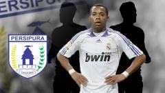 Indosport - Robinho pemain bintang top eropa bisa di gaet Persipura Jayapura