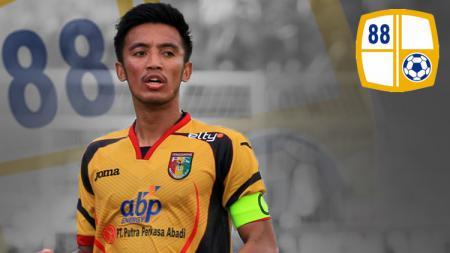Ada kisah unik dalam perjalanan karier Bayu Pradana. Meski lahir dan besar di Jawa Tengah, namun ia justru menjadi pemain spesialis tim Kalimantan. - INDOSPORT
