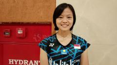 Indosport - Fitriani optimis hadapai Indonesia Masters 2019