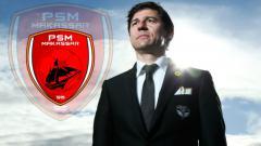 Indosport - Darije Kalezic, pelatih asal Bosnia yang dirumorkan melatih PSM Makassar di Liga 1 2019.