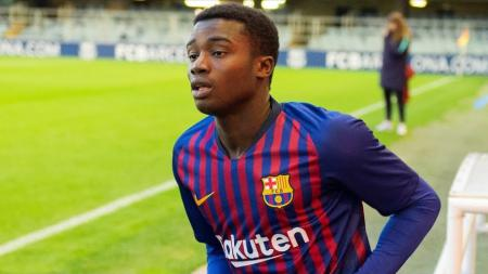 Moussa Wage (Barcelona B) - INDOSPORT