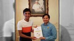 Indosport - Bayu Pradana resmi ke Barito Putera.