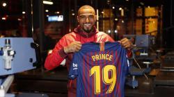 Kevin-Prince Boateng (Barcelona).