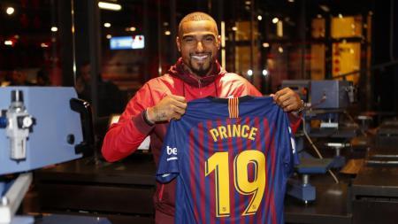 Kevin-Prince Boateng (Barcelona). - INDOSPORT
