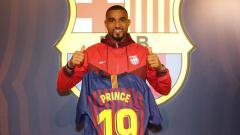 Indosport - Kevin-Prince Boateng (Barcelona).