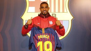Memahami Alasan Barcelona Merekrut Kevin-Prince Boateng
