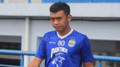 Indosport - Gelandang Persib Bandung, Abdul Aziz.