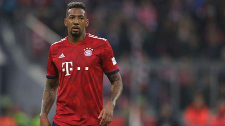 Jerome Boateng, pemain bintang Bayern Munchen, tengah dilirik Inter Milan dan Juventus. - INDOSPORT