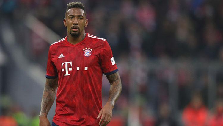 Jerome Boateng, pemain bintang Bayern Munchen. Copyright: INDOSPORT