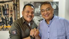 Indosport - Agoes Soerjanto Sebagai CEO Arema FC.
