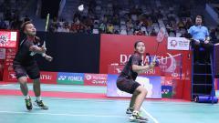 Indosport - Rehan/Fadia