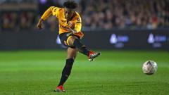 Indosport - Antoine Semenyo, striker milik Bristol City.