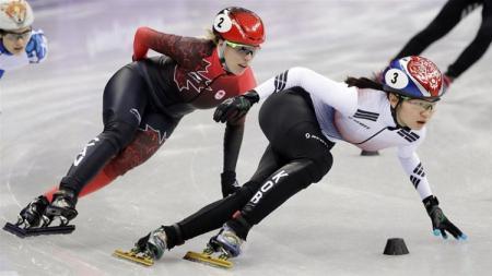 Speedskating merupakan salah satu cabor unggulan Korea Selatan. - INDOSPORT