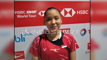 Winny Oktavina Kandow, pebulutangkis muda Indonesia. - INDOSPORT