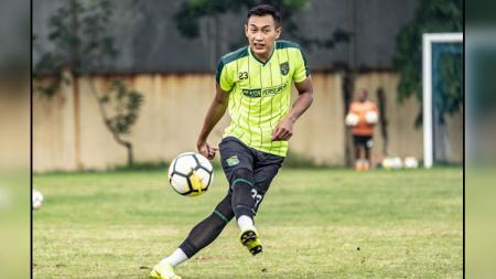 Hansamu Yama, pemain baru Persebaya Surabaya. - INDOSPORT