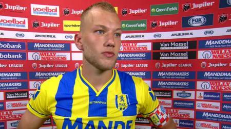 Jan Lammers ketika masih berseragam RKC Waalwijk di Liga Utama Belanda. - INDOSPORT