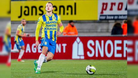 Jan Lammers ketika masih bermain untuk RKC Waalwijk. - INDOSPORT