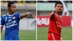 Atep di Persib Bandung dan Bambang Pamungkas di Persija Jakarta