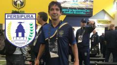 Indosport - Pelatih anyar Persipura Jayapura asal Brasi, Luciano Leandro.