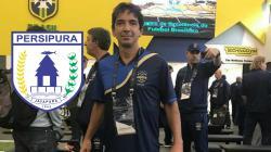 Pelatih anyar Persipura Jayapura asal Brasi, Luciano Leandro.
