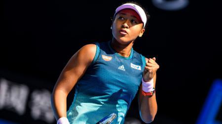 Naomi Osaka melangkah mulus ke semifinal Australia Terbuka 2019. - INDOSPORT