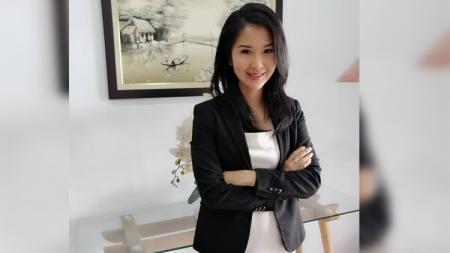 Liana Tasno, Marketing Communication & Sponsorship Director GOIFEX. - INDOSPORT