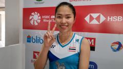 Indosport - Pebulutangkis cantik Thailand, Ratchanok Intanon