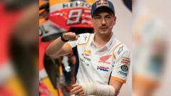 Indosport - Jorge Lorenzo menjelaskan bagaimana bisa mengalami kecelakaan saat berlatih di Italia.