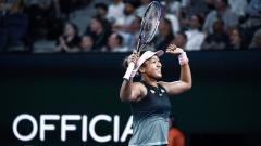 Indosport - Naomi Osaka Lolos ke Final Australia Terbuka 2019
