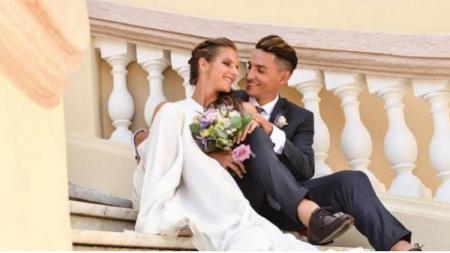 Karolina Pliskova dan Michal Hrdlicka menikah pada tahun 2018. - INDOSPORT