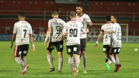 Skuat Bali United. - INDOSPORT