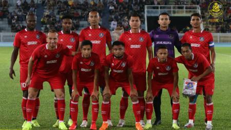 Saddil Ramdani dalam laga persahabatan dengan Tim Malaysia - INDOSPORT