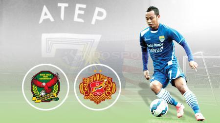 Klub Malaysia bisa jadi pelabuhan Atep Rizal, diantaranya Kelantan FA dan Kedah FA - INDOSPORT