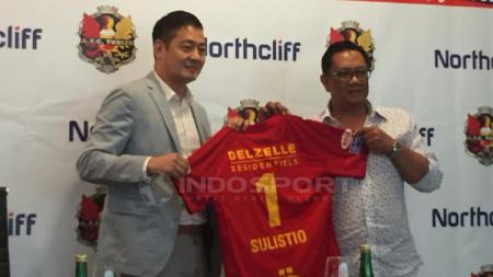 AFC Tubize juga sepakat kerja sama dengan Northcliff sebagai bagian kesepakatan transfer Firza Andika - INDOSPORT