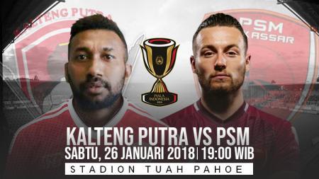 Prediksi pertandingan Kalteng Putra vs PSM Makassar - INDOSPORT