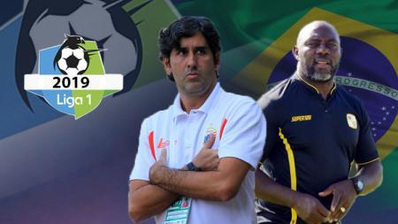 pelatih-pelatih brasil di liga 1 - INDOSPORT