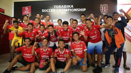 Bali United U 17 - INDOSPORT