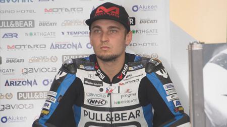Karel Abraham Pembalap MotorGp - INDOSPORT